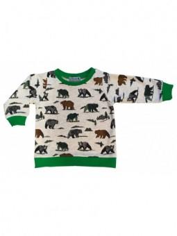 T SHIRT BEAR CORAL (BABY)