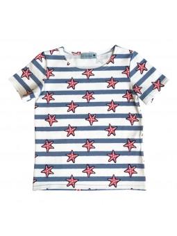 T-shirt Kid motif étoile de...