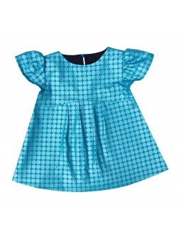 Queenie paco blue dress
