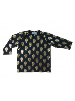 Lion pattern Baby T-shirt