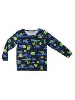 T-Shirt Kid motif dinosaure