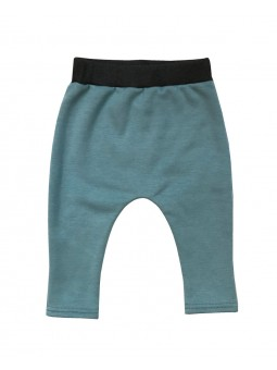 Blue sweat trousers