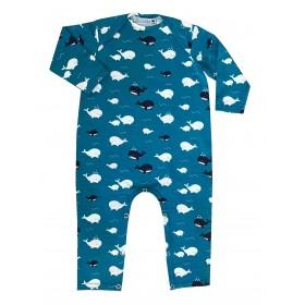 Pyjama Gaspard motif baleine