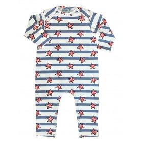 Pyjama Gaspard motif étoile...