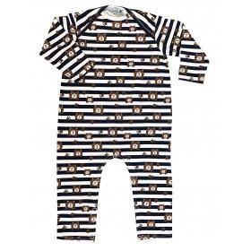 Pyjama Gaspard motif ours...