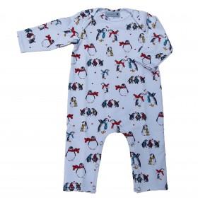 Pyjama Gaspard motif pingouins