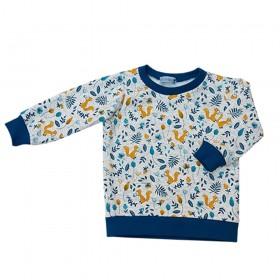 Sweat-shirt  Ecureuils
